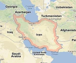 Iran_google_map