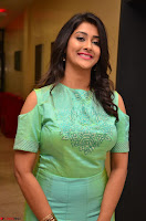 Pooja Jhaveri in Beautiful Green Dress at Kalamandir Foundation 7th anniversary Celebrations ~  Actress Galleries 099.JPG