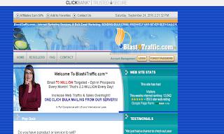 blast4traffic.com scam