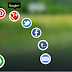 Animated Social Sharing Widget with Cool Hover