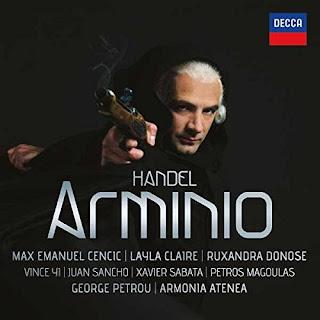 Handel Arminio - DECCA
