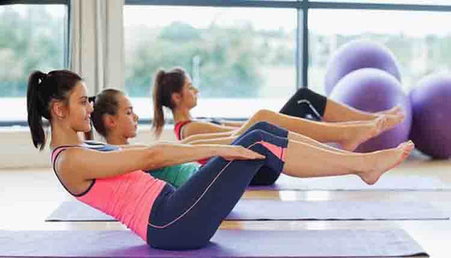 These way your body will end up alluring and thin fit