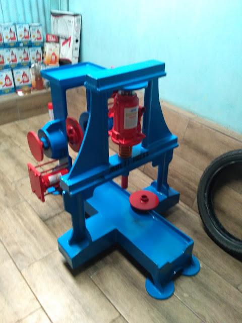 alat press velg racing,alat press segitiga T, alat press peleg,alat press velg