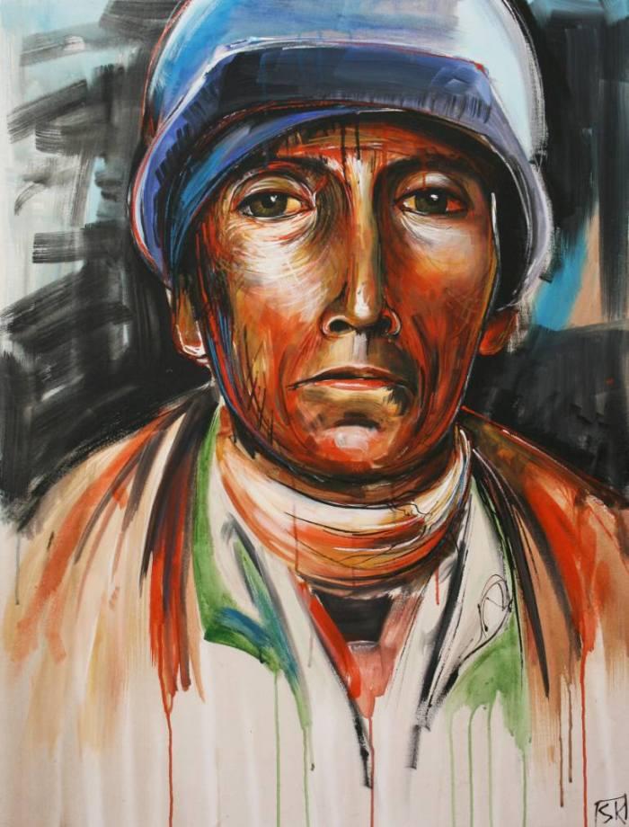 Австралийский художник. Simon Kitching