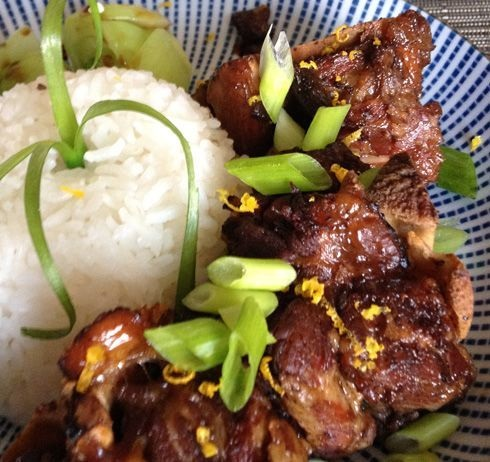 Chinese Oxtail Recipe
