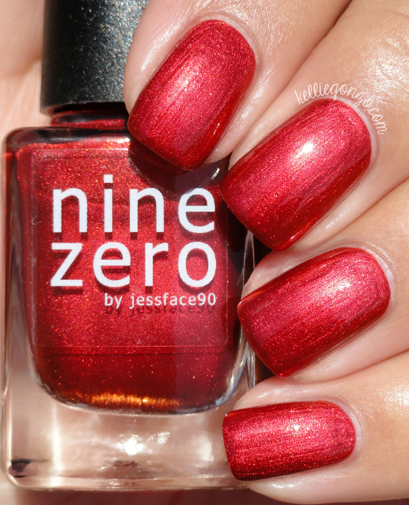 Nine Zero Lacquer The King of Hell