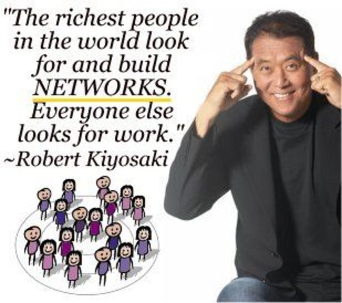 Top Robert Kiyosaki Quotes