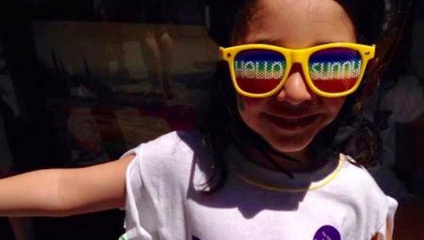 Sophía, de 6 años, la primera niña trans mexicana; ya tiene acta de nacimiento con su nuevo sexo.