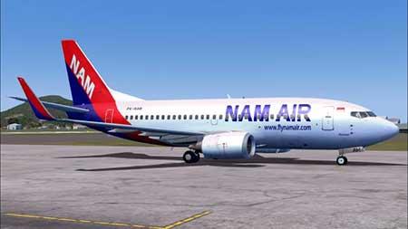 Cara Menghubungi Nam Air 24 Jam Maskapai Penerbangan