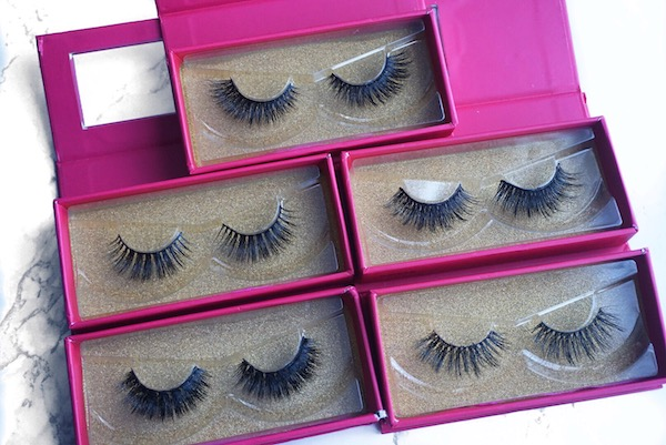 TAMBEAUTY LUXURY 3D MINK LASHES - LILLY LASHES DUPES - Skin Face