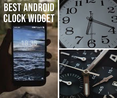 Best Android Clock Widget
