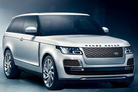 See The Super Cool 2019 Range Rover SV Coupe (photos)