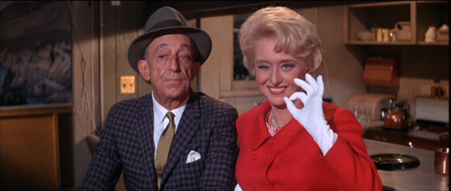 Allen Jenkins and Celeste Holm