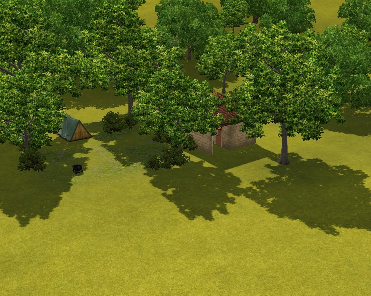 summer 39 s little sims 3 garden champs les sims the sims 3 world adventures list of community lots