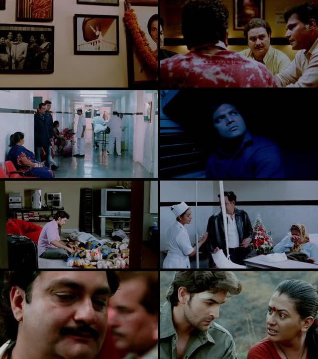 Johnny Gaddaar 2007 Hindi 480p HDRip