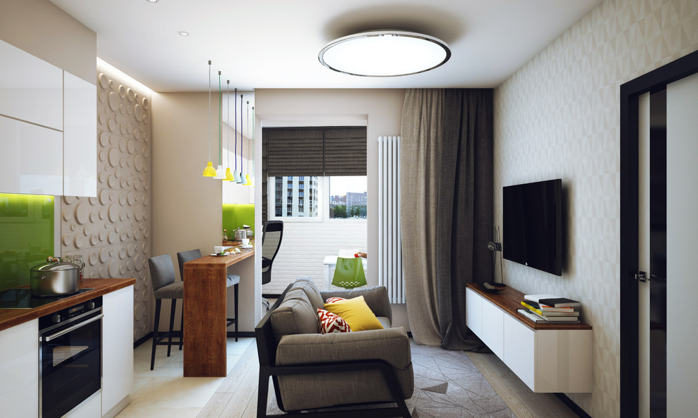 Small Single Bedroom Interior Design for Someone who Lives ...