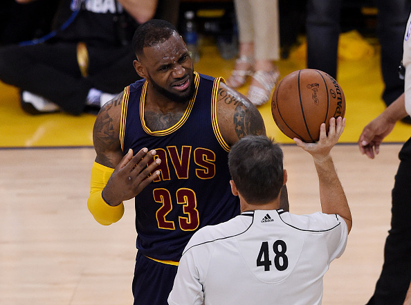 NBA Finals Game 2: Cavs to tie the series 1-1