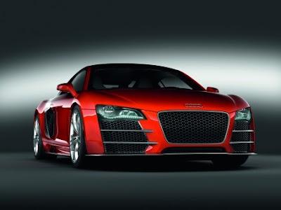 Audi R10 Diesel : L hyper-car Audi ? front view