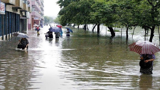 فيضانات تونس
