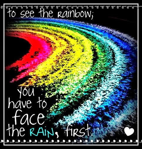 Inspirational Quotes About Positive: Funny Quotes About Rainbows. QuotesGram