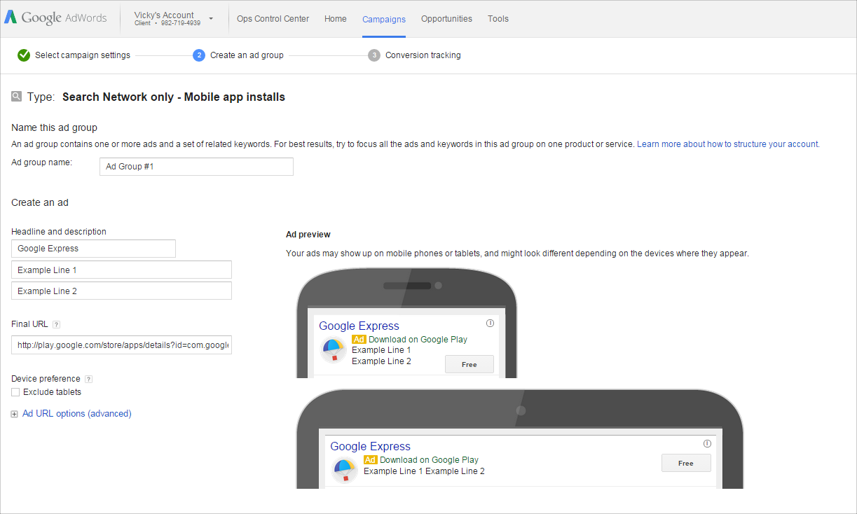 Inside AdWords: Search Ads on Google Play and new app promo
