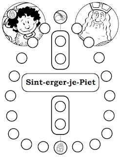 Ongekend JufYvon: Gespot: Sint-erger-je-piet download spel NO-19