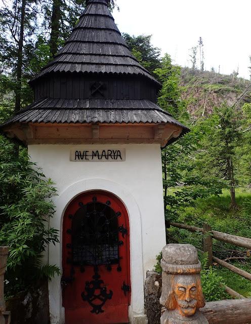 Kapliczka zbójnicka - Stare Kościeliska