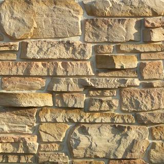Внешний вид кменных стен