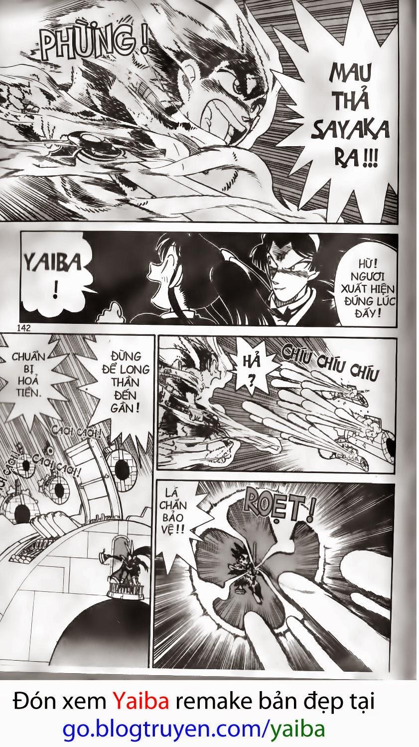 Yaiba chap 141 trang 9