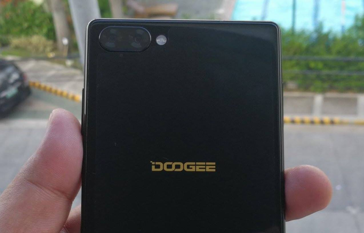 Doogee Mix First Camera Samples