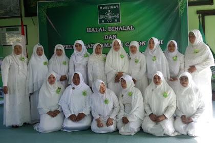 Lepas Calon Haji, PC Muslimat NU Kota Semarang Siap Besarkan IHM