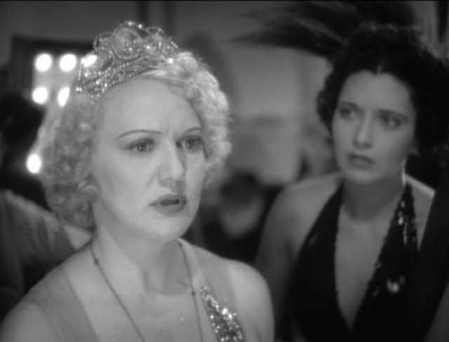 Minna Gombel and Kay Francis Comet Over Broadway (1938)