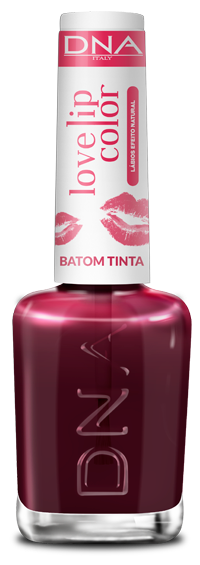 Lançamento: Love Lip Color da DNA Italy.