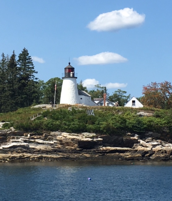 ilene the boat day 70 august 26 boothbay harbor to five islands