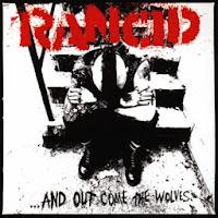rancid vinyl record