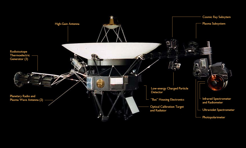 the voyager 1 mission - photo #7