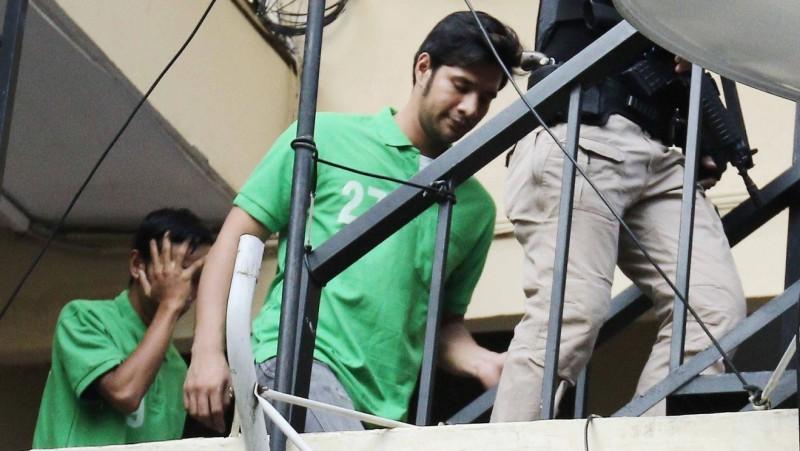Penampakan Ammar Zoni usai ditangkap