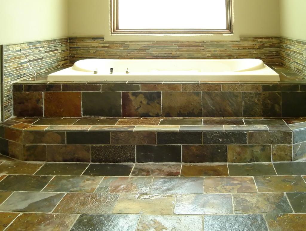Bathroom Floor Ideas: DECORATION: BATHROOM TİLES