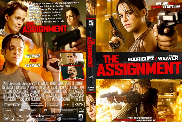 movie review assignment 1 Mature, pulpy thriller has iffy take on transgender themes read common sense media's the assignment review, age rating, and parents guide.