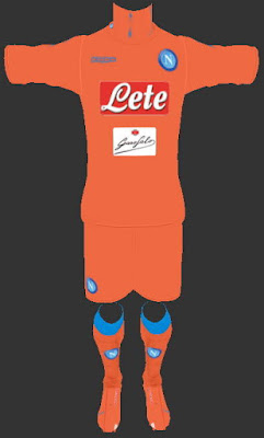 PES 2013 Napoli Season 2016-2017 Full Kits