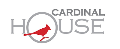 Glamour Begins At Home: Cardinal House : Our Logo