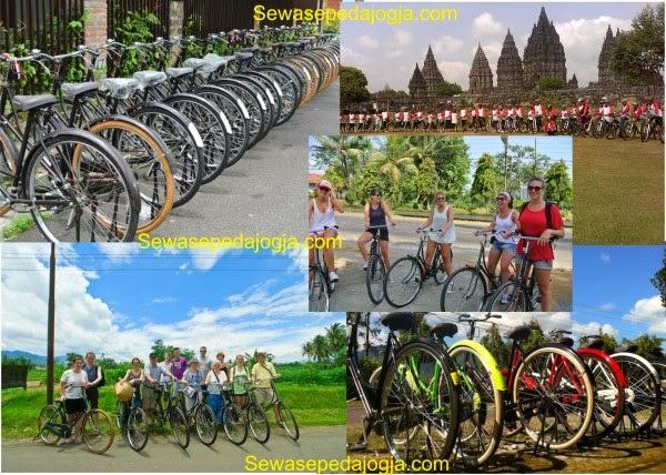 Sewa Sepeda Onthel Di Jogja Rental Sepeda Kuno Jogjakarta