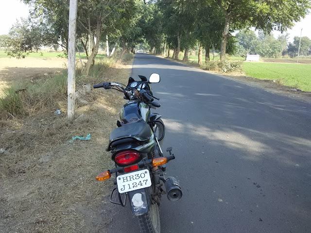 damdama road