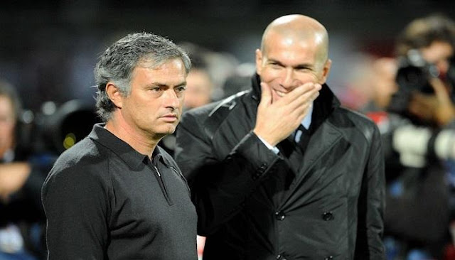 مورينيو يفاجئ زيدان بعد عودته إلى ريال مدريد