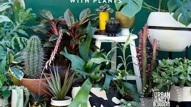 Jungla urbana en un libro: Urban Jungle: Living and Styling with Plants