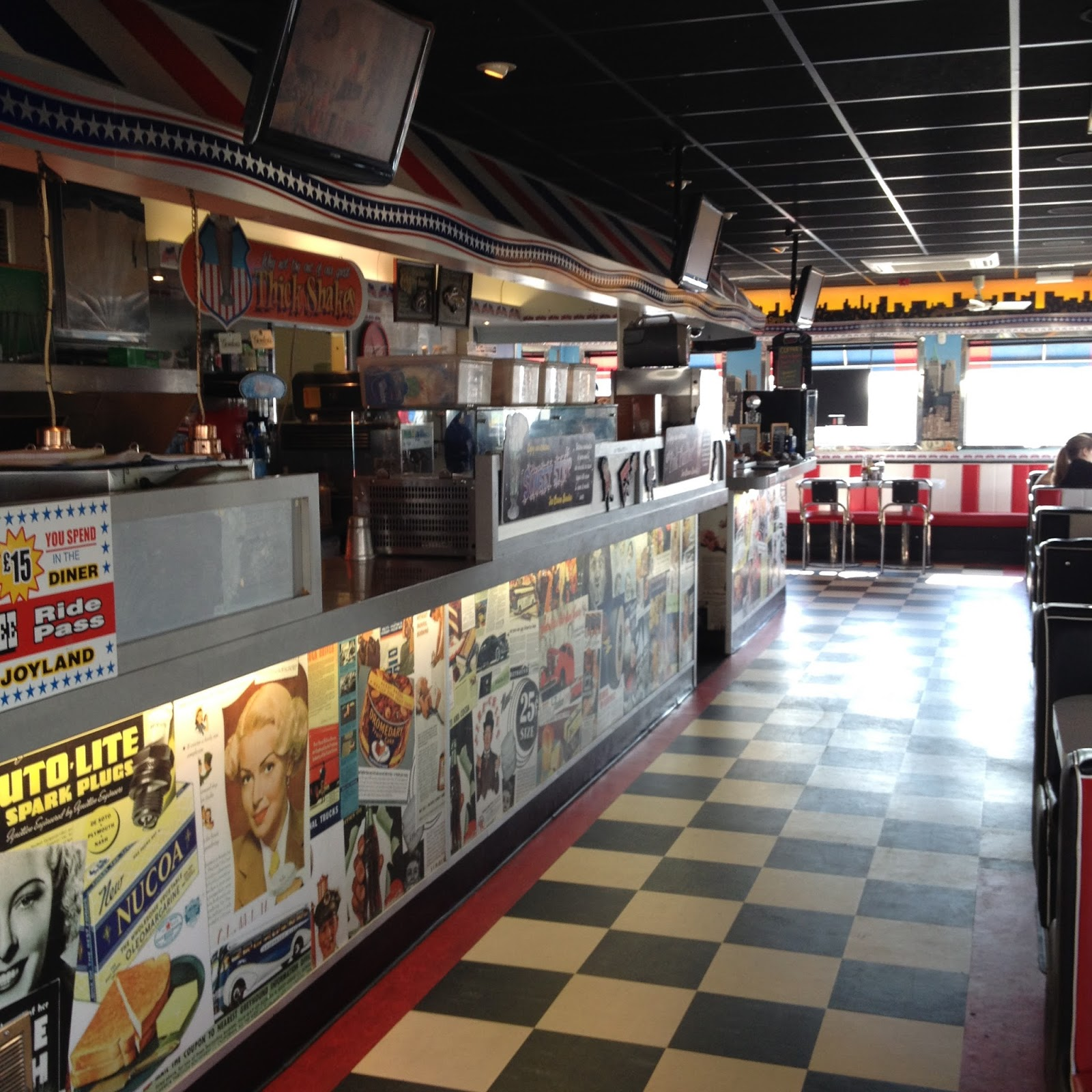 The Fry Up Inspector: Joyland American Family Diner