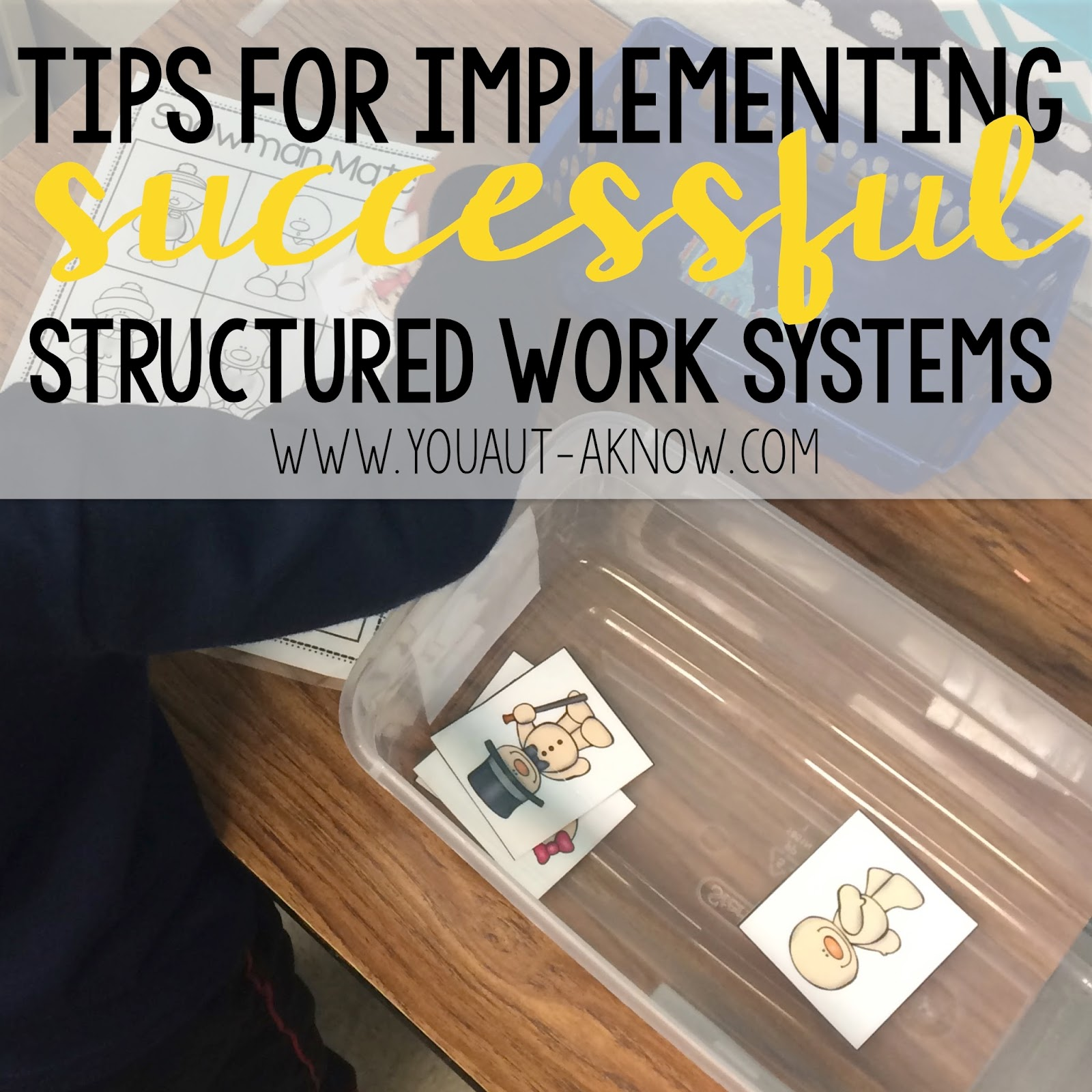 Setting up a successful work station is not an easy job, but these 3 tips will get you started in the right direction!
