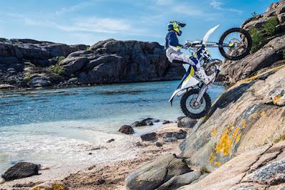 Η Husqvarna Motorcycles παρουσιάζει επισήμως την πλήρη γκάμα των ολοκαίνουργιων μοντέλων enduro