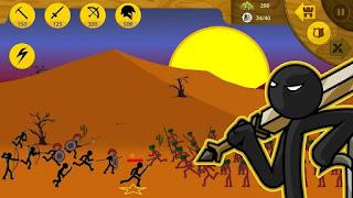 Stick War: Legacy Mod Apk Unlimited Money Gems V 1.7.04