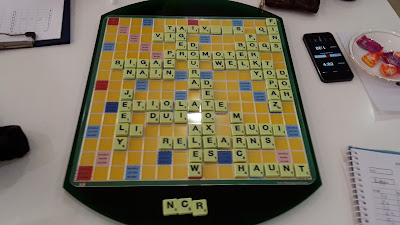 Capgemini International Scrabble Tournament 2018 -1